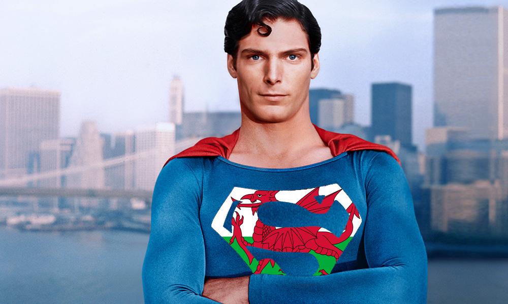 welsh superman