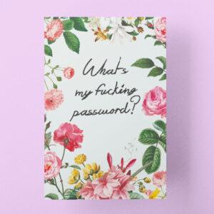 what's-my-fucking-password-book